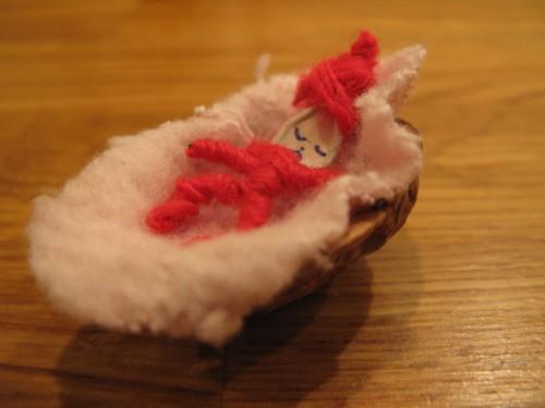 syede små juleting